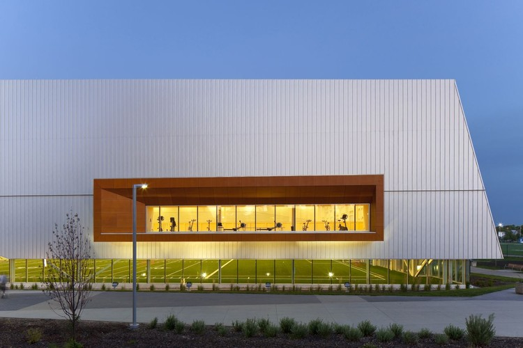 Commonwealth Community Recreation Centre Maclennan Jaunkalns Miller Architects Archdaily