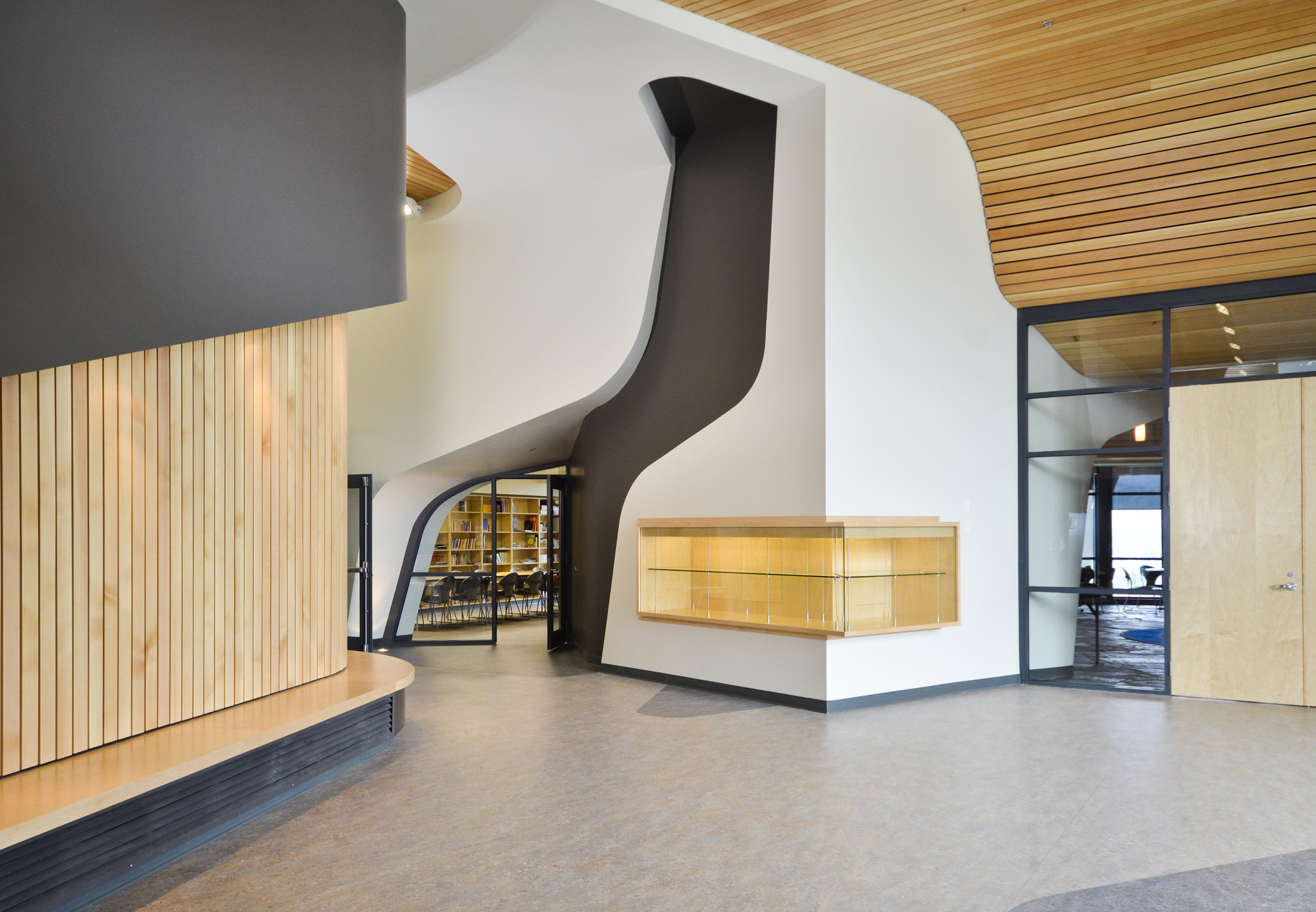 Outma Sqilx W Cultural School Iredale Group Architecture