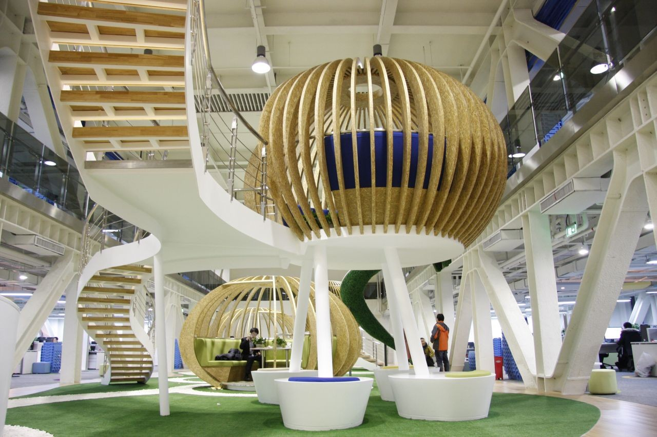 360 Hq Office Edg Corporation Ltd Archdaily