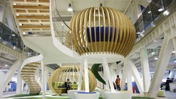 360 HQ office / edg Corporation Ltd.
