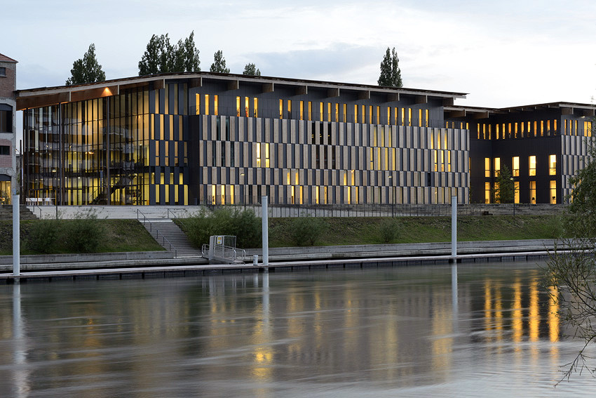 Gallery of cite des arts et de la culture kengo kuma associates 8 - Besancon cite des arts ...