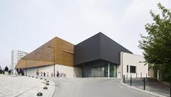 Janine Jambu Sports Centre / Nomade Architects