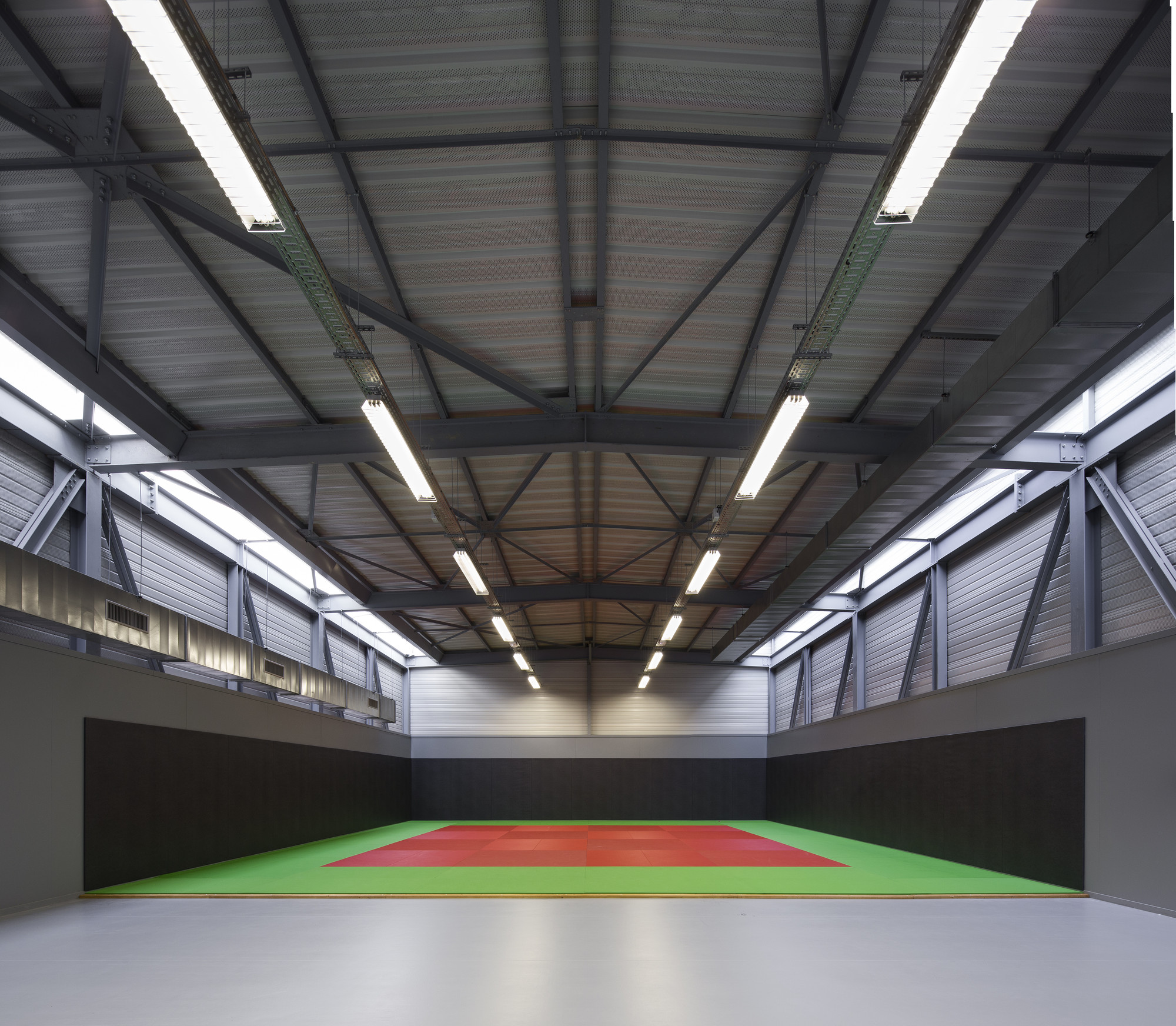 Gallery of janine jambu sports centre nomade architects 12 for Architecture nomade