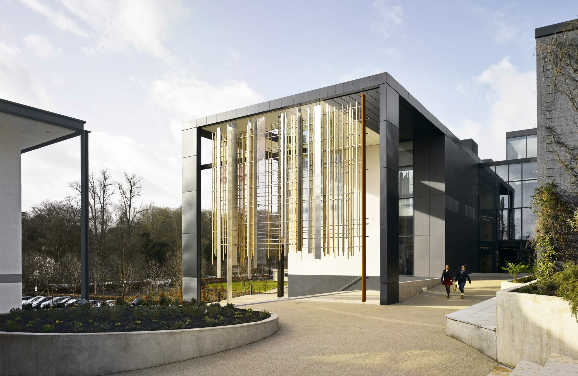 Gallery of st alphege learning teaching building for Architect ltd