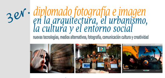 Diplomado UNAM: Fotografía e imagen en la arquitectura, el urbanismo, la cultura y el entorno social, Cortesia de UNAM