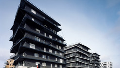 Ginko Eco-Neighbourhood Housing / Nicolas Laisné + Christophe Rousselle