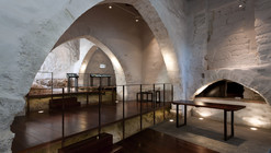 Forn de la Vila de Llíria Restoration and Musealization / hidalgomora arquitectura