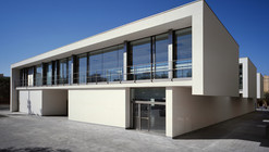 Social and Cultural Center in Novelda Av. - Elche / Julio Sagasta + Fuster Arquitectos