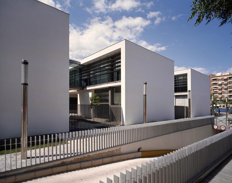 Centro socio cultural avenida de novelda av elche - Arquitectos elche ...