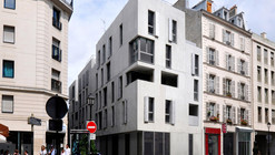 Social Housing / Frédéric Schlachet Architecte