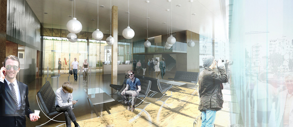 Courtesy of MBAD Arquitectos
