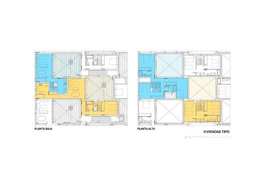 Ground & Up Floor Plan