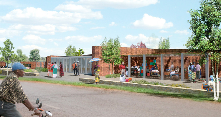 The Women's Opportunity Center © Sharon Davis Design
