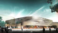 Proposta Vecendora da Næstved Arena / CEBRA