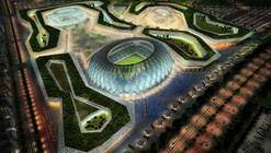 Zaha Hadid Architects + AECOM to Design 2022 FIFA World Cup Stadium in Qatar