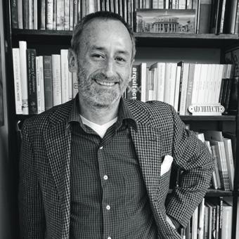 Nuevo Presidente del Colegio de Arquitectos: Sebastián Gray