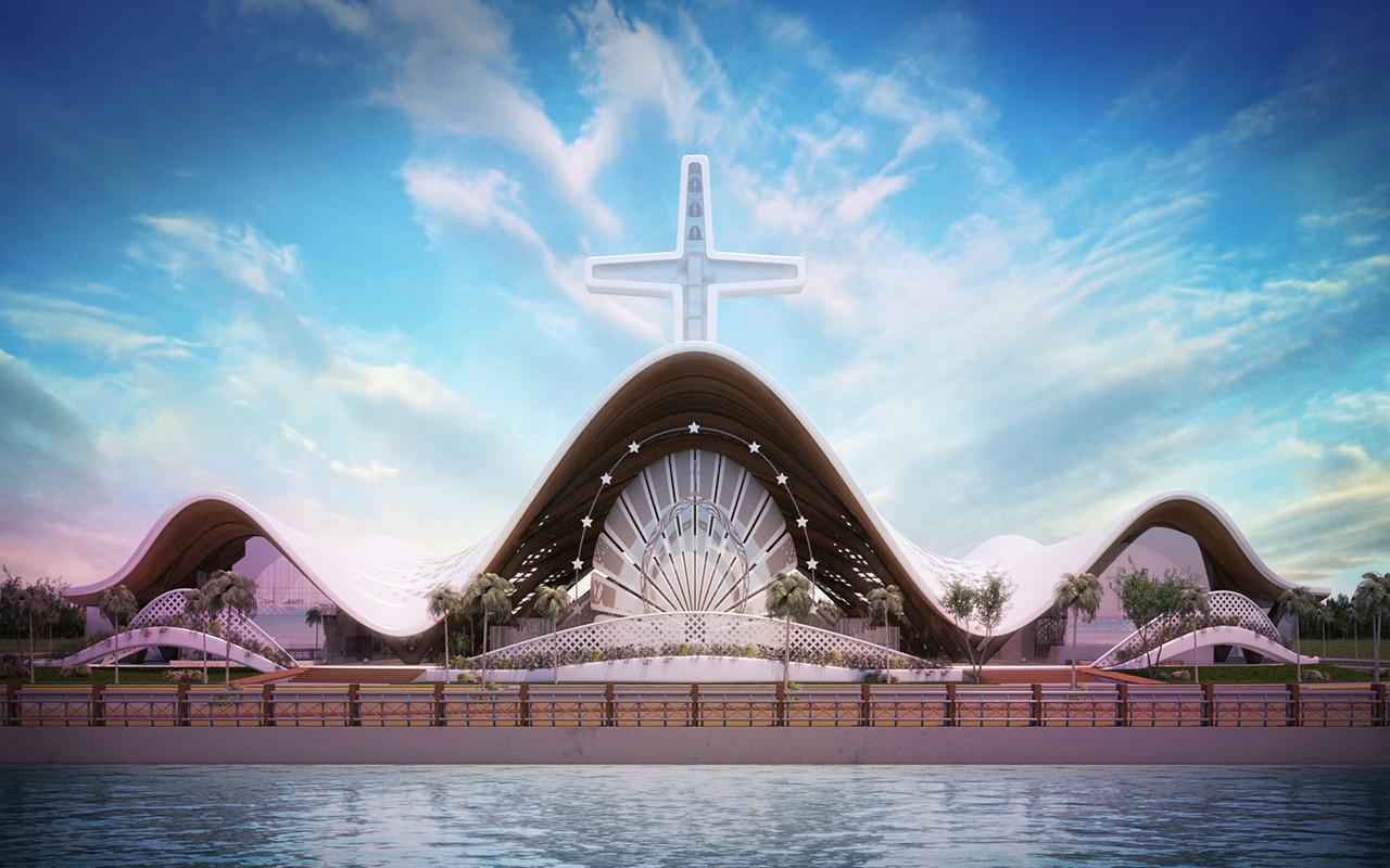 Basílica Santa Maria del Mar / sanzpont [arquitectura], Courtesy of sanzpont [arquitectura]