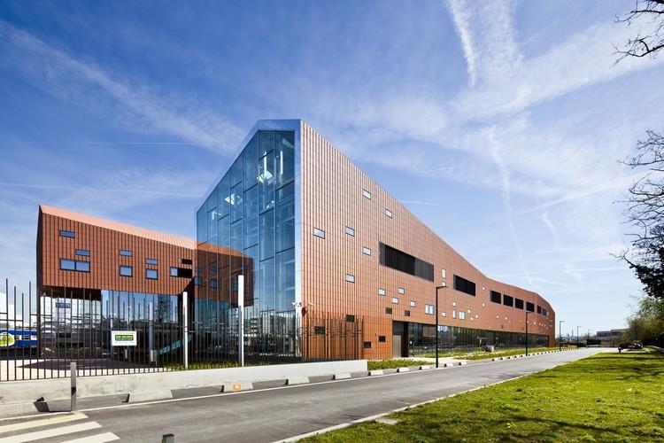 Gennevilliers  Training Center / Atelier d'Architecture Brenac-Gonzalez, © Sergio Grazia