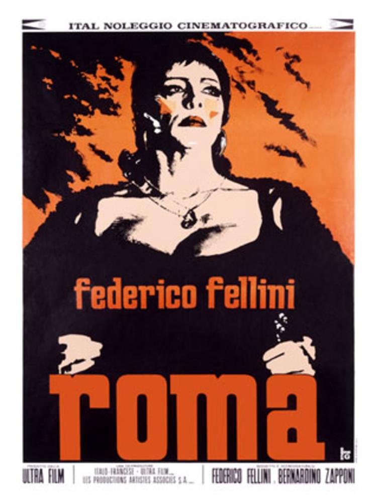 """Cine y Arquitectura: """"La Roma de Fellini"""", Cine y Arquitectura: """"La Roma de Fellini"""""""