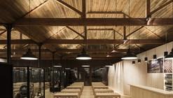 Graham's 1890 Lodge Rehabilitation / Luis Loureiro + P-06 – Nuno Gusmão