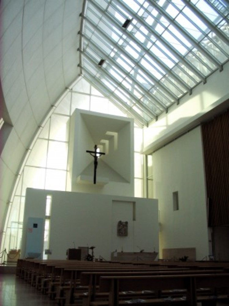 Iglesia del Jubileo 2000 / Richard Meier and Partners