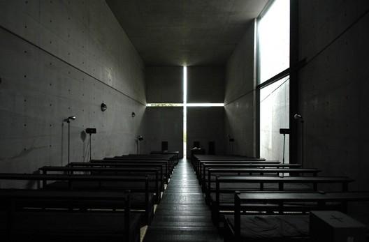 Church of Light / Tadao Ando; Photo © Buou