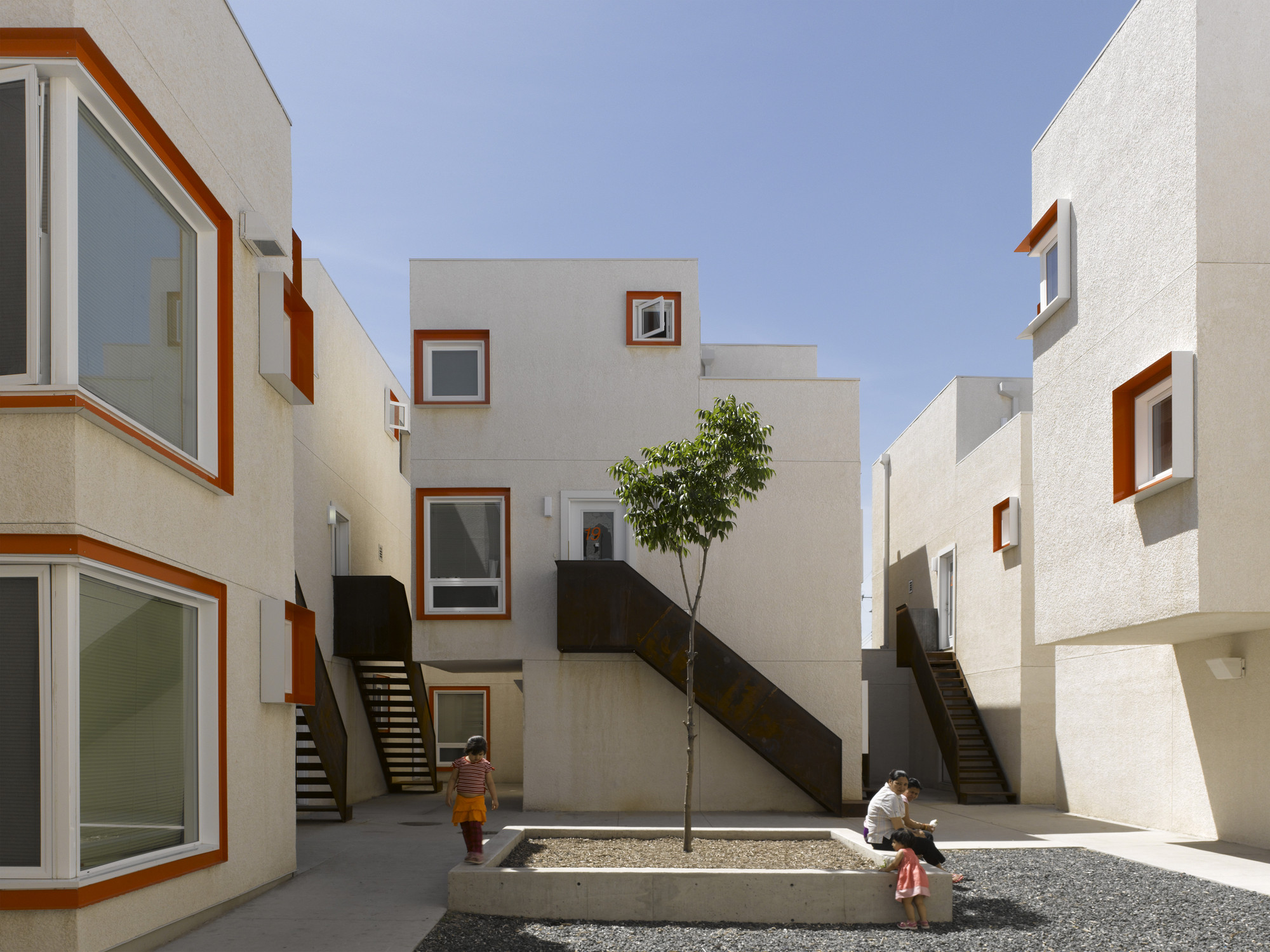 Gallery of centre village 5468796 architecture for Arch design architects limited