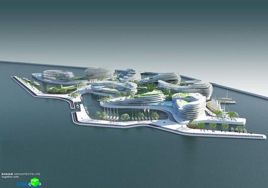 Luxury Villas / Sigge Architects