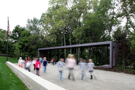 Dublin Grounds of Remembrance / PLANT Architect © Stephen Evans