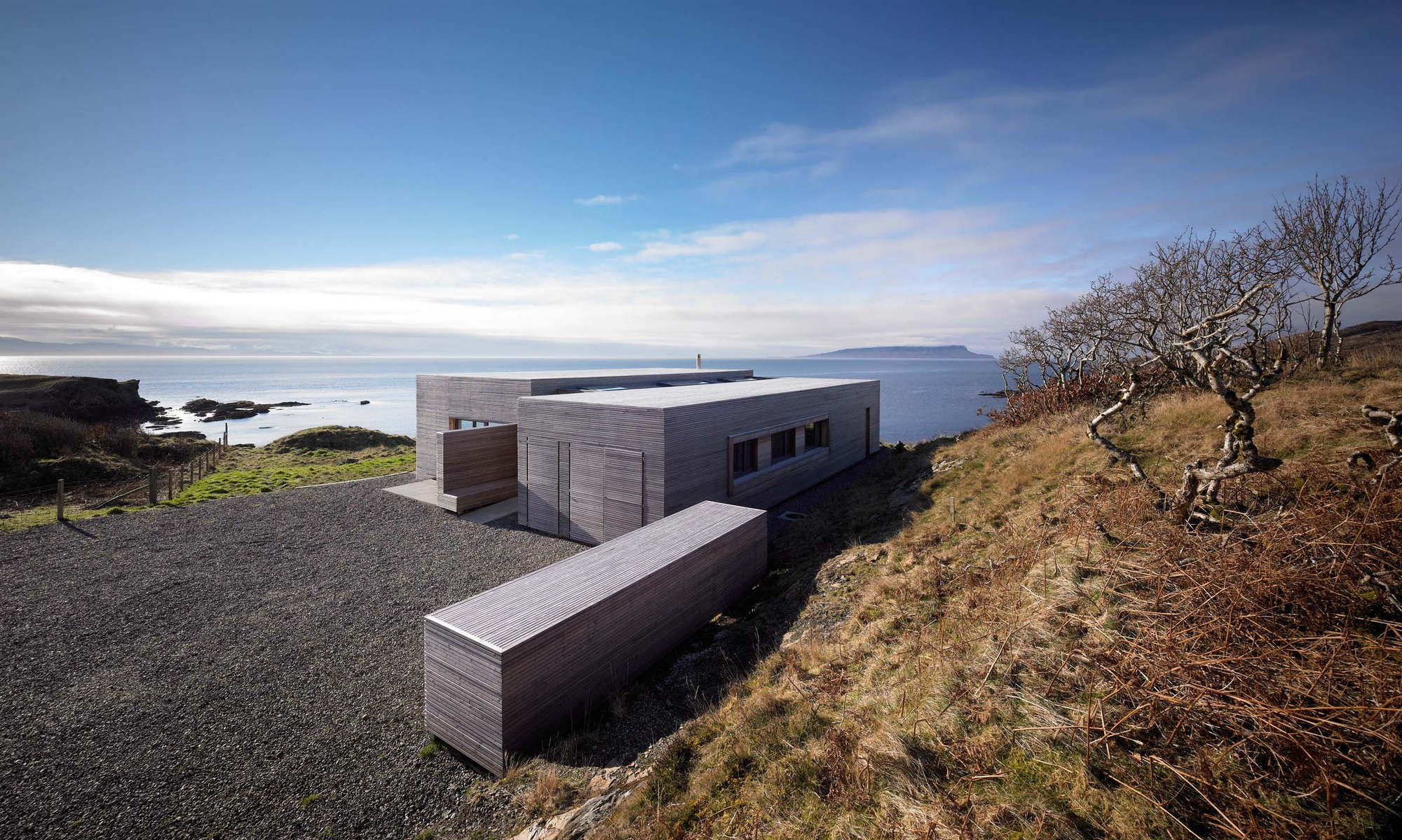 Tigh Port na Long / Dualchas Architects