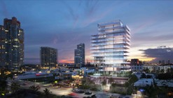 GLASS Residential Tower Proposal / Terra Group + Rene Gonzalez Architect