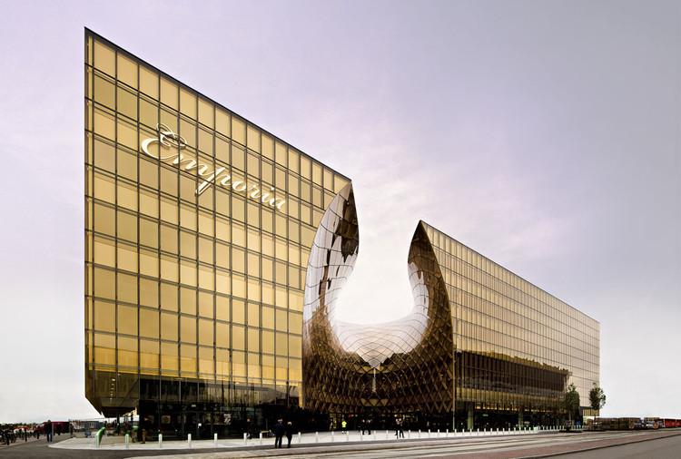 Facts Emporia / Wingårdh Arkitektkontor, © Tord-Rikard Söderström