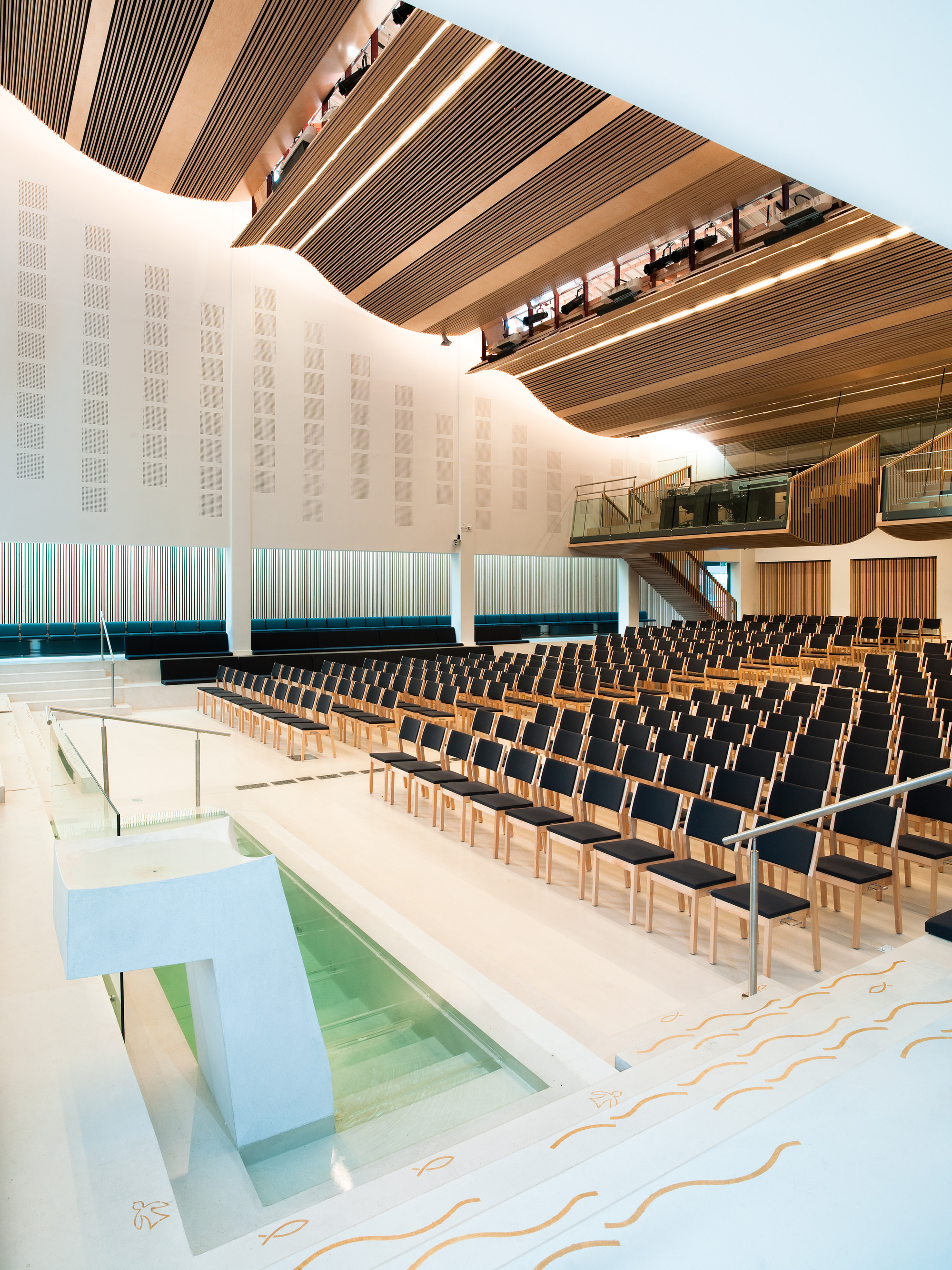 Froeyland Orstad Church / LINK Arkitektur AS