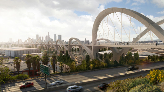Design Concept Award: Sixth Street Viaduct / Michael Maltzan Architecture, Inc. + HNTB Architecture