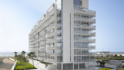 Jesolo Lido Condominium / Richard Meier & Partners Architects