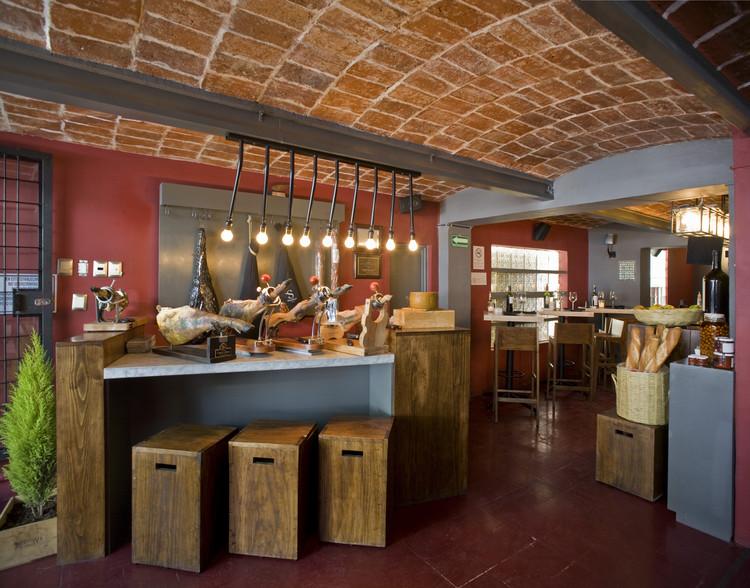Restaurante Jamón J. Jamón / JSª, Cortesía de JSª
