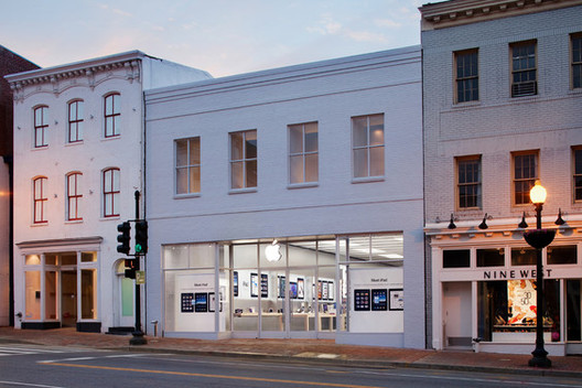 Apple Retail Store in Georgetown, Washington DC