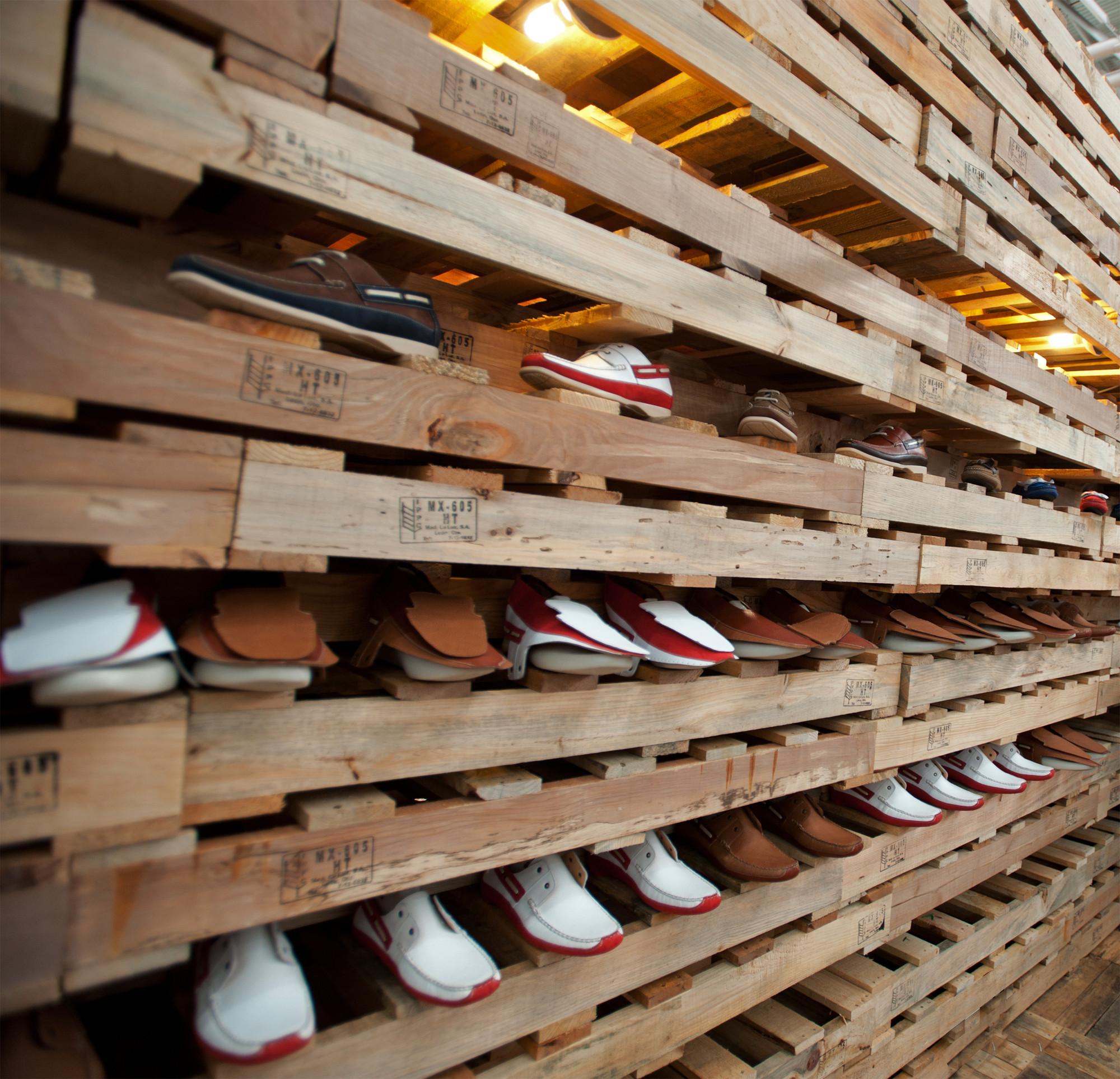 Galería de Pabellón Pallets  Arroyo Solís Agraz  6