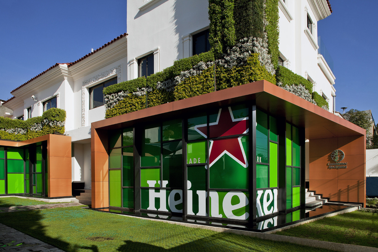 Heineken House Mexico / Art Arquitectos, © Paul Czitrom
