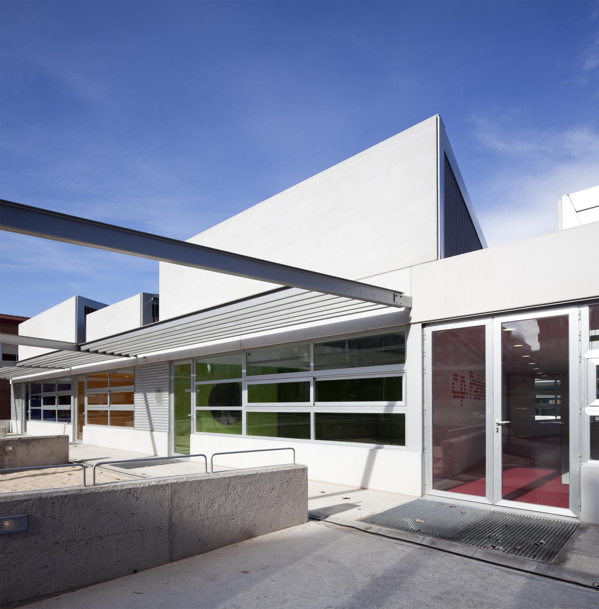 Child Education Center / Planta33 Arquitectura. Rodrigo Muñoz García, © Miguel de Guzmán
