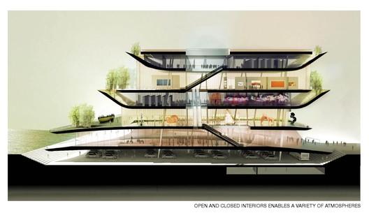 Courtesy of de Architekten Cie.