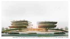 Taichung Cultural City Center Competition Entry / de Architekten Cie.