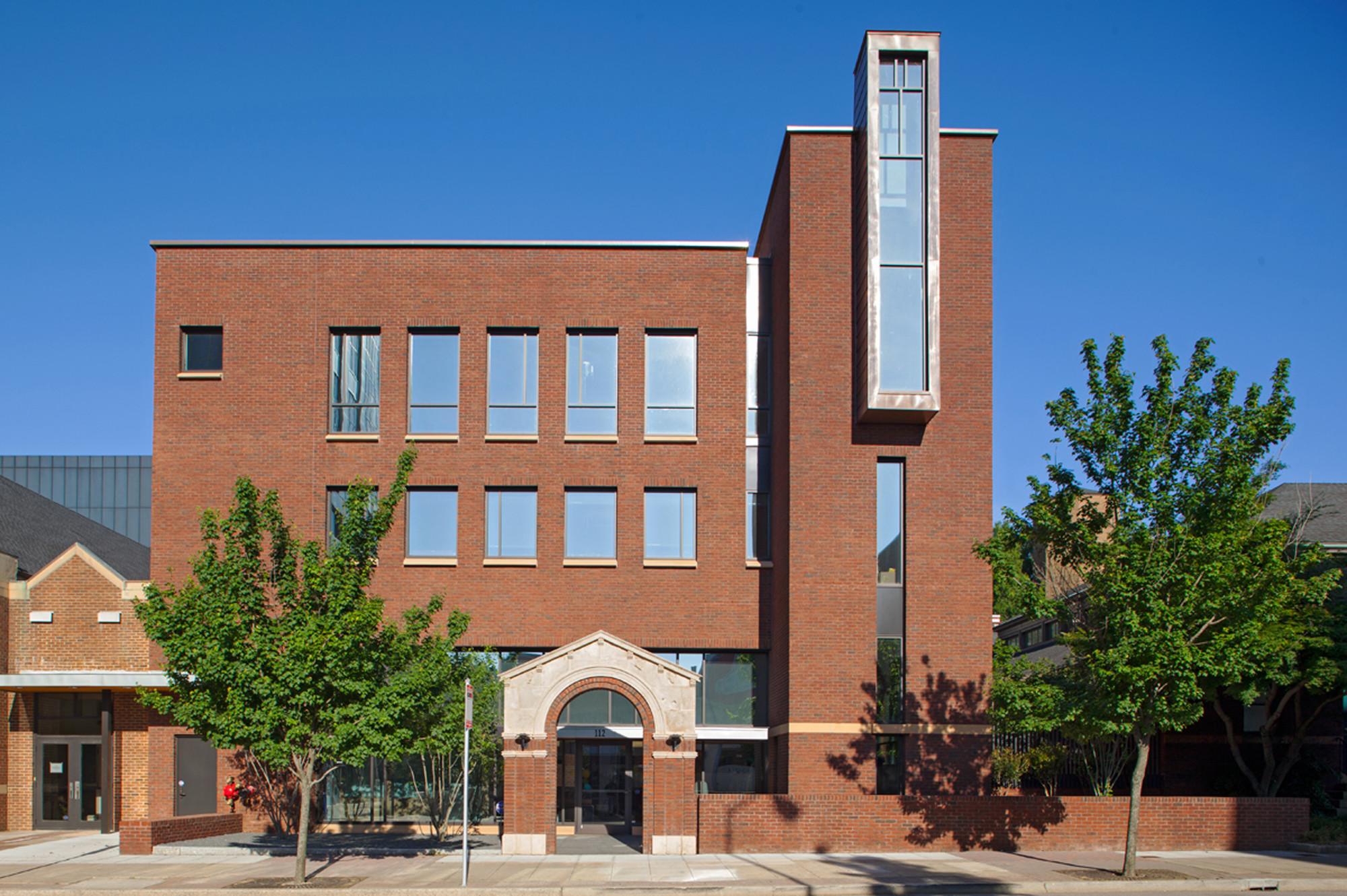 First Presbyterian Church / Frank Harmon Architect, © Richard Leo Johnson