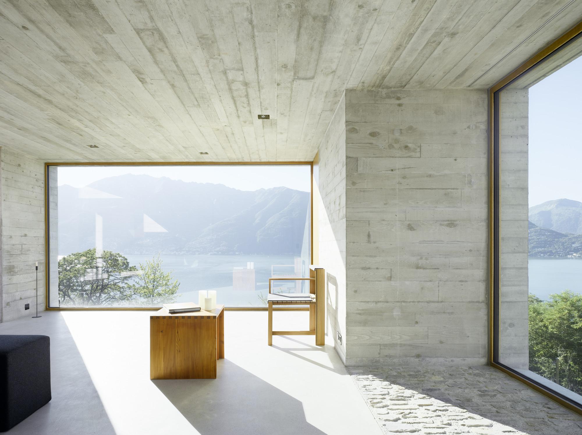 hannes henz - Concrete House