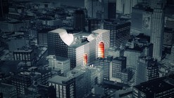 'Redesigning Detroit: A New Vision for an Iconic Site' Competition Entry / Various Architects