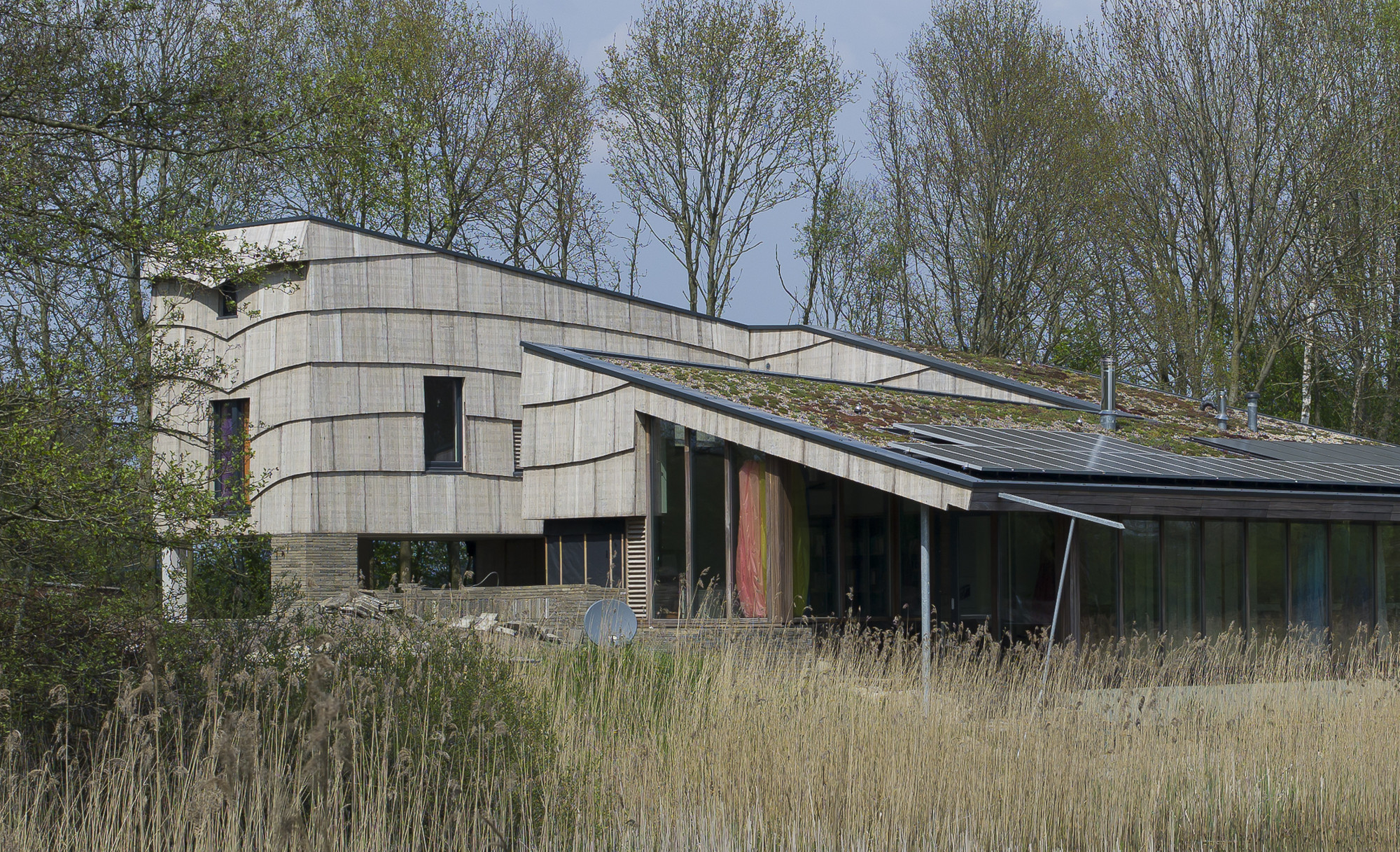 Self-Sufficient House / Pieter Brink, Courtesy of Pieter Brink