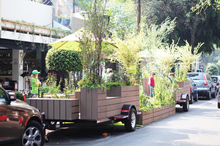 Parklets - Una nueva alternativa de espacio público en la ciudad / Fundacion Espacios + DAS Arquitectura, Cortesía de Fundación Espacios + DAS Arquitectura