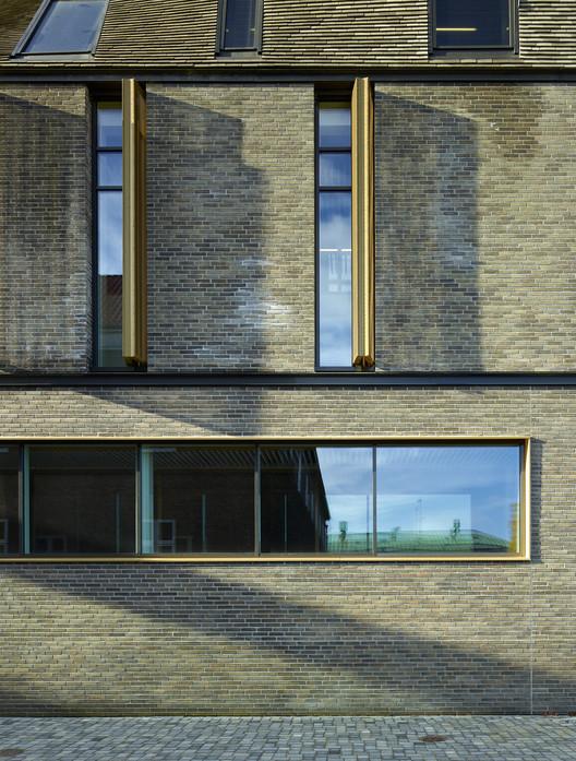 Frederiksberg Courthouse, Copenhagen, Denmark by 3XN© Adam Moerk