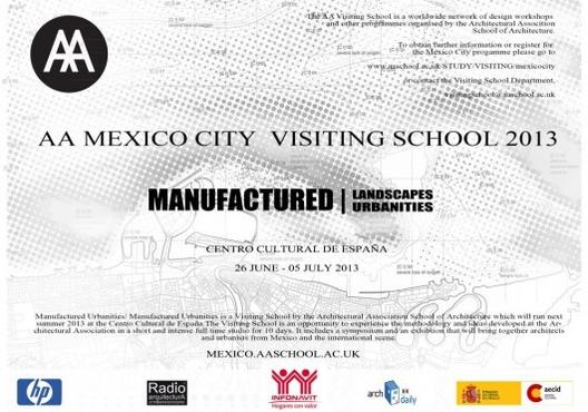 AA MEXICO CITY VISITING SCHOOL 2013: ¡INFONAVIT regala 7 Becas!