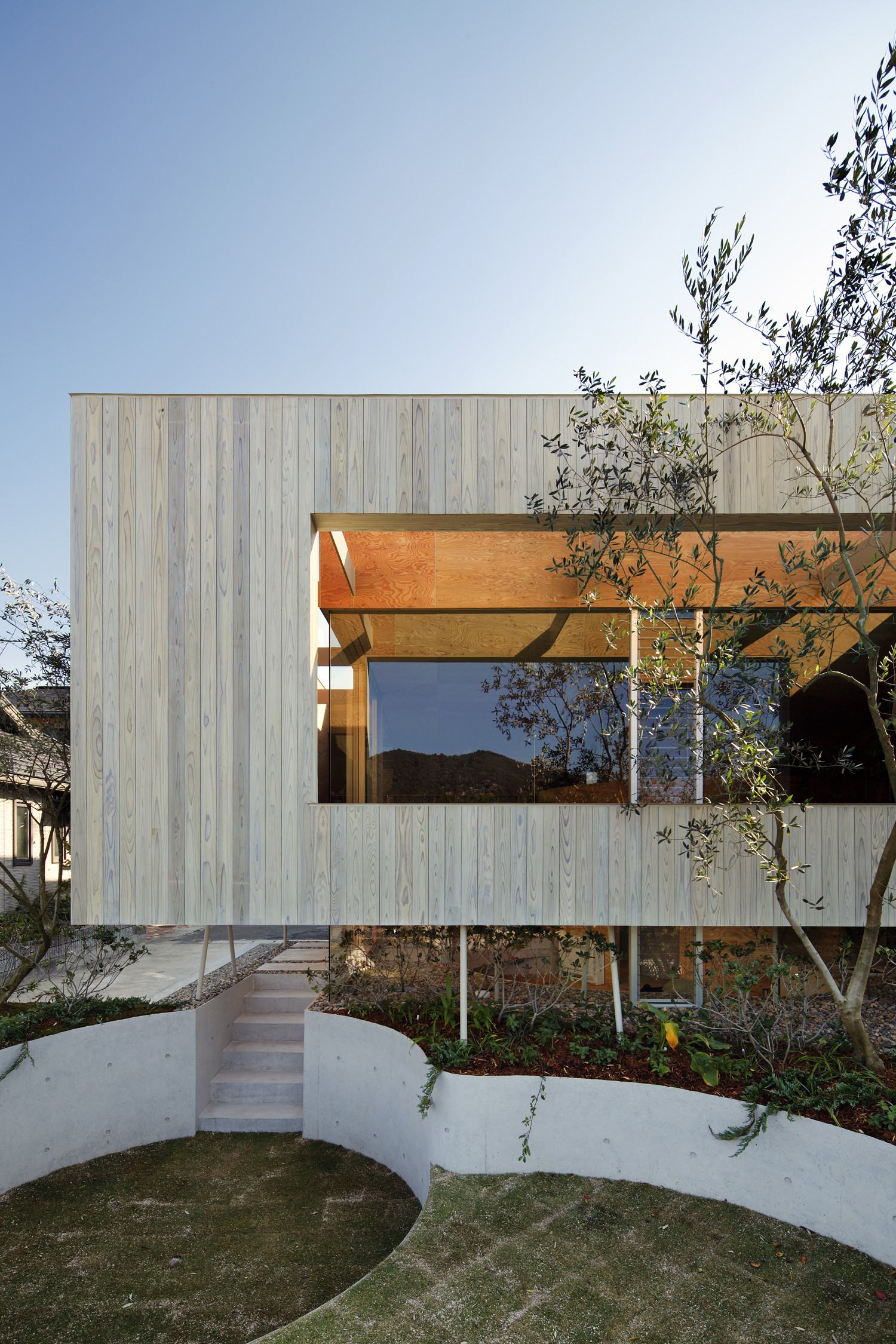 Gallery of pit house uid architects 9 House architects